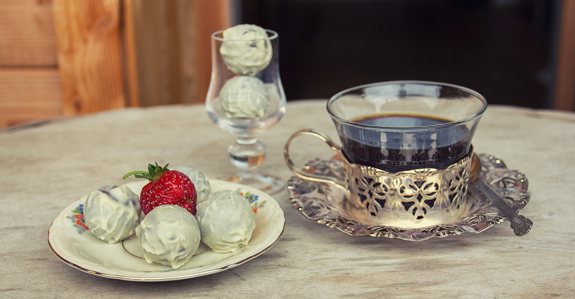 Kaffepraline
