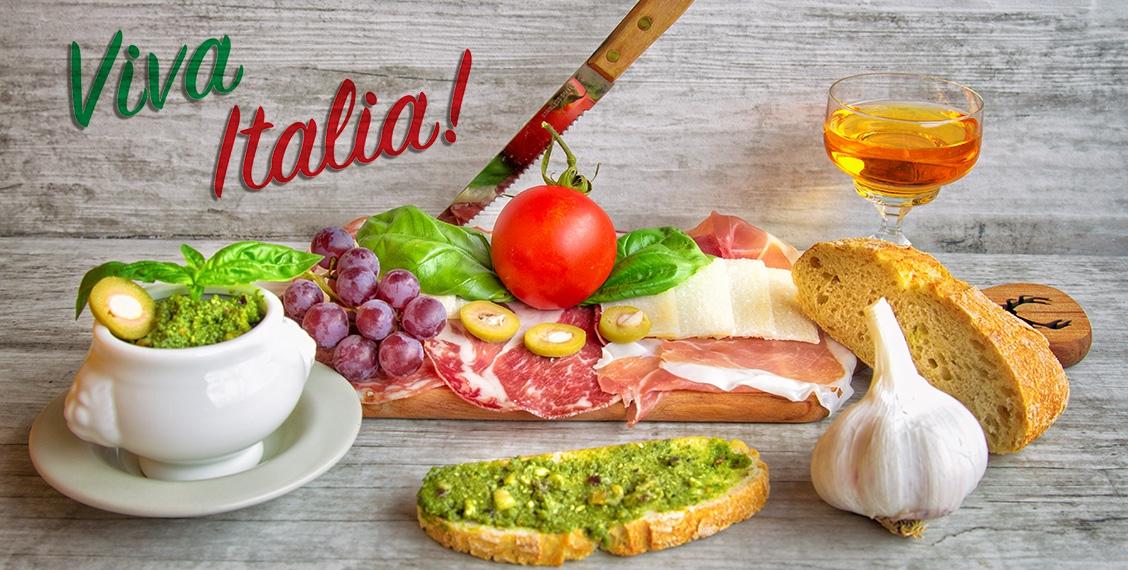 Antipasti - Italiens köstliche Vorspeisen