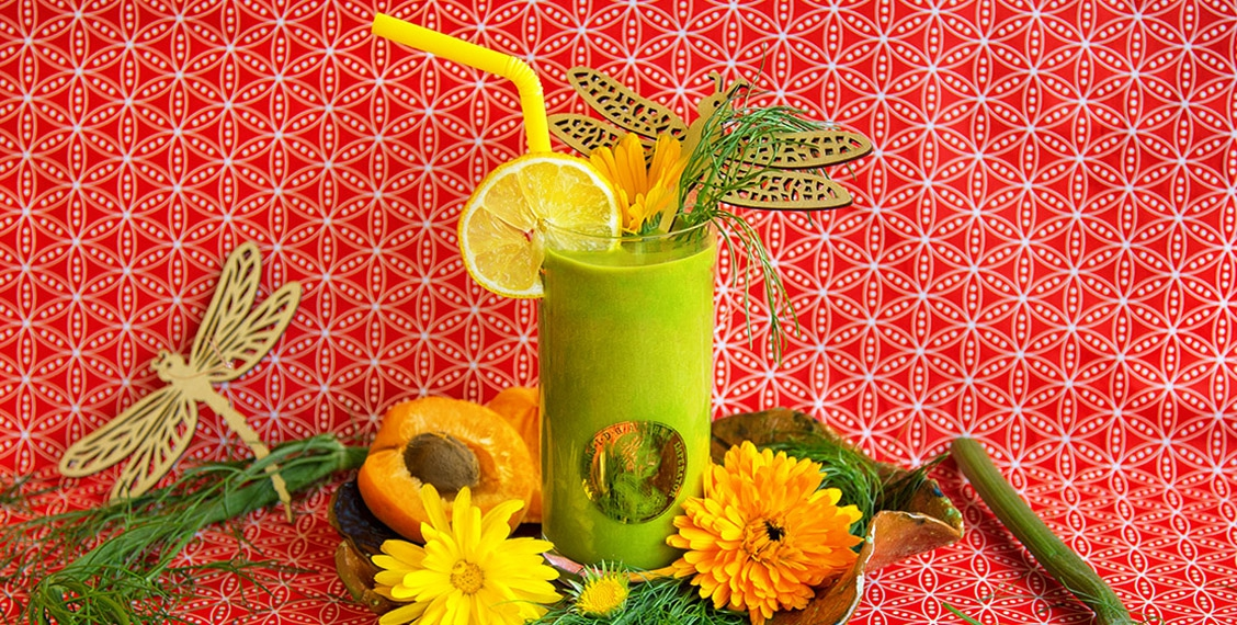 Green Harmony Smoothie